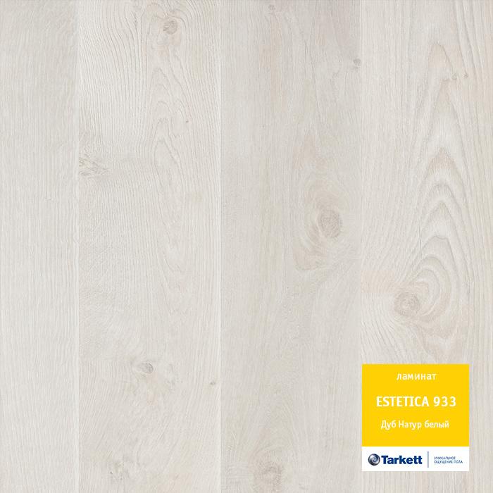 Ламинат Tarkett «Дуб Натур белый» из коллекции Estetica