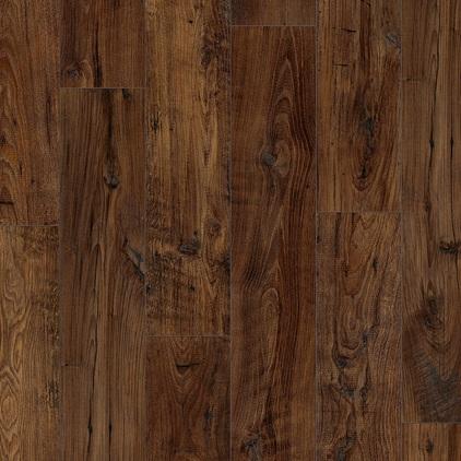 Ламинат Quick-step «UFW1542 Реставрированный темный каштан» из коллекции Perspective Wide