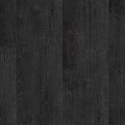 Ламинат Quick-step «IM1862 Дуб черная ночь» из коллекции Impressive