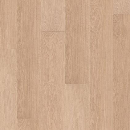 Ламинат Quick-step «IM3105 Доска белого дуба лакированная» из коллекции Impressive