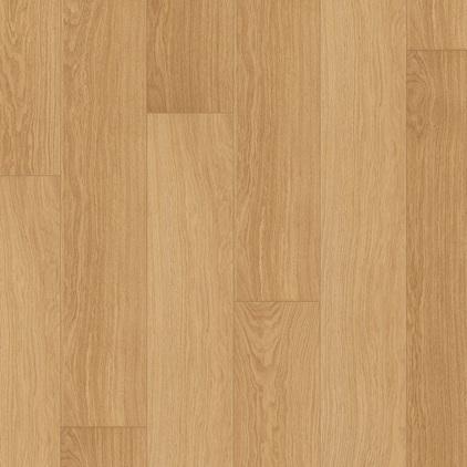 Ламинат Quick-step «IM3106 Доска натурального дуба лакированная» из коллекции Impressive