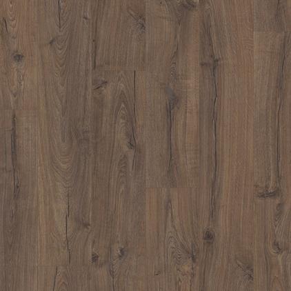 Ламинат Quick-step «IMU1849 Дуб коричневый» из коллекции Impressive Ultra
