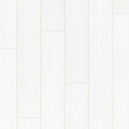 Ламинат Quick-step «IMU1859 Доска белая» из коллекции Impressive Ultra
