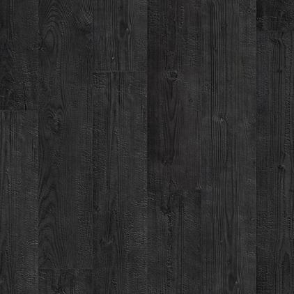 Ламинат Quick-step «IMU1862 Дуб черная ночь» из коллекции Impressive Ultra