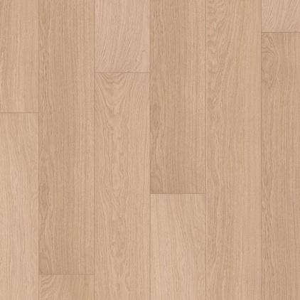Ламинат Quick-step «IMU3105 Доска белого дуба лакированная» из коллекции Impressive Ultra
