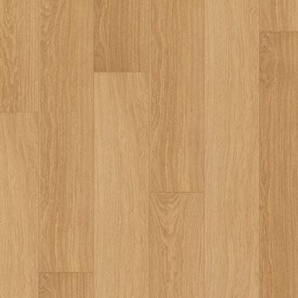 Ламинат Quick-step «IMU3106 Доска натурального дуба лакированная» из коллекции Impressive Ultra