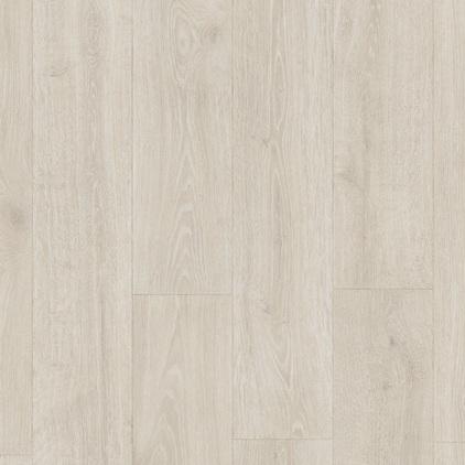 Ламинат Quick-step «MJ3547 Дуб лесной массив светпо-серый» из коллекции Majestic