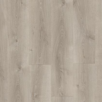 Ламинат Quick-step «MJ3552 Дуб пустынный шлифованный серый» из коллекции Majestic