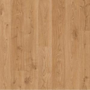 Ламинат Quick-step «Доска дуба белого светлая UF1491» из коллекции Perspective