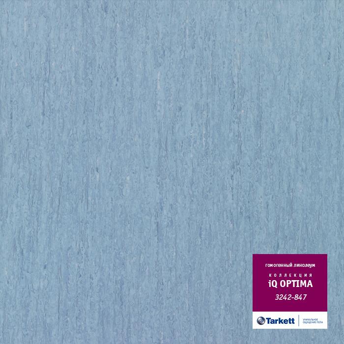 Линолеум Tarkett «Optima LIGHT RED BLUE 0847» из коллекции IQ OPTIMA