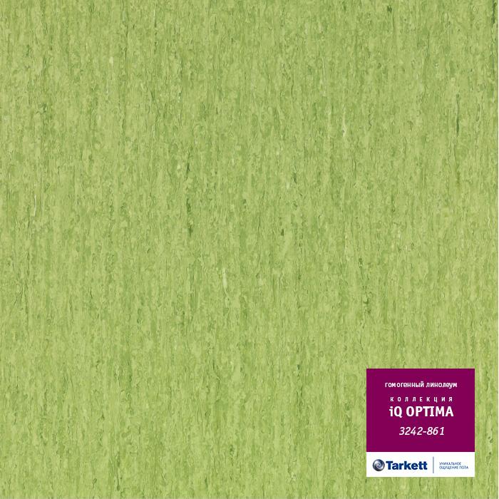 Линолеум Tarkett «Optima GREEN 0861» из коллекции IQ OPTIMA