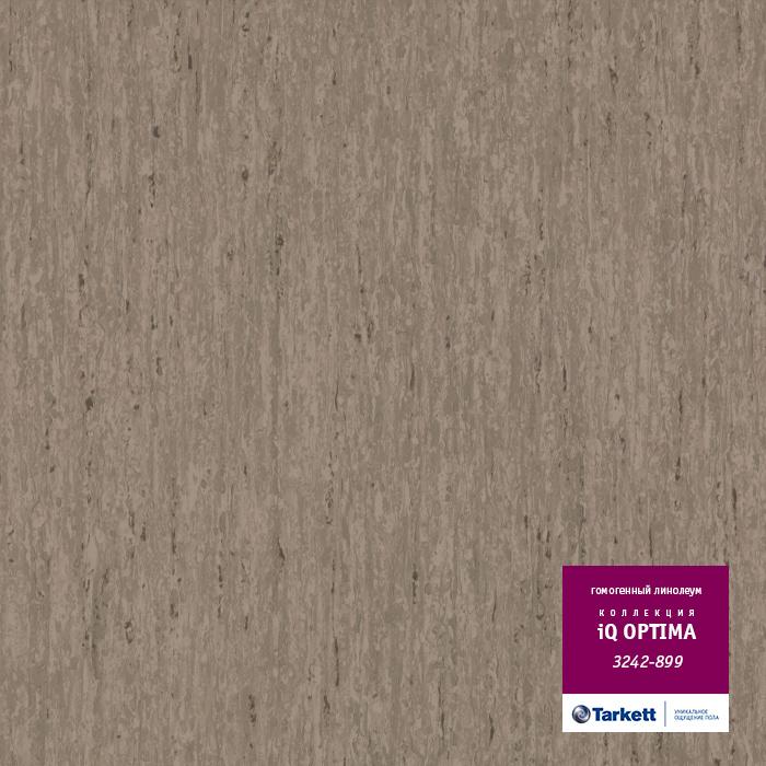 Линолеум Tarkett «Optima BROWN BEIGE 0899» из коллекции IQ OPTIMA
