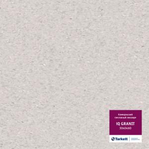 Линолеум Tarkett «3040460» из коллекции IQ GRANIT