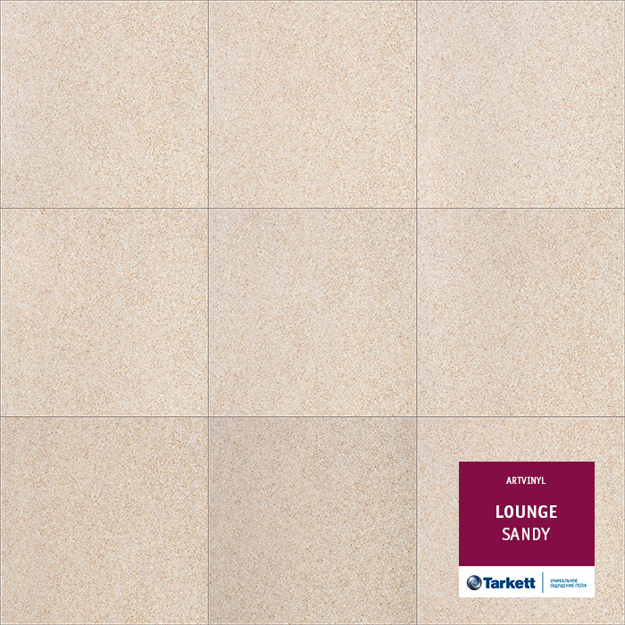 ПВХ плитка Tarkett «SANDY» из коллекции LOUNGE