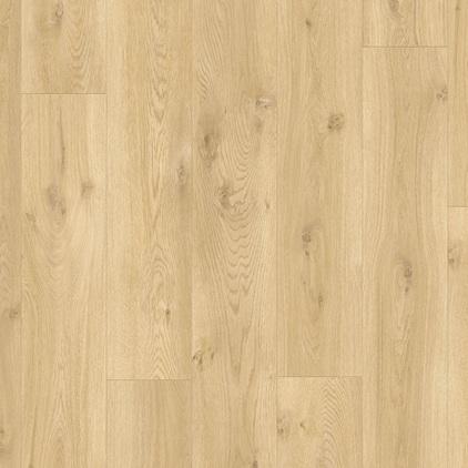 ПВХ плитка QUICK STEP «Бежевый дуб BACL40018» из коллекции Balance Click