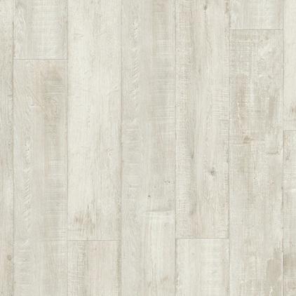 ПВХ плитка QUICK STEP «Артизан серый BACL40040» из коллекции Balance Click