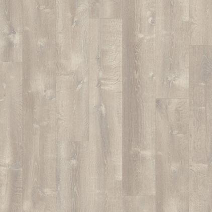ПВХ плитка QUICK STEP «Дуб песчаный теплый серый PUCL40083» из коллекции Pulse Click