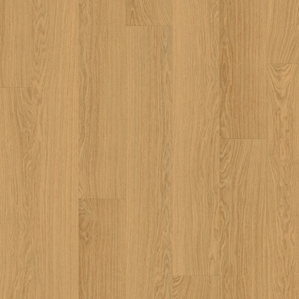 ПВХ плитка QUICK STEP «Дуб чистый медовый PUCL40098» из коллекции Pulse Click