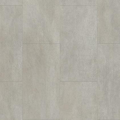 ПВХ плитка QUICK STEP «Бетон теплый серый AMCL40050» из коллекции Ambient Click